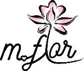 Logo Menina Flor